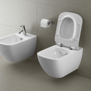 Ceramika sanitarna Metropolitan Clean On. Fot. Opoczno