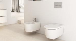 Rimless jest unikatową technologią zwiększającą wydajność spłukiwania i ułatwiającą utrzymanie higieny.