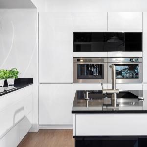 Biała kuchnia. Fot. Studio Meblolux