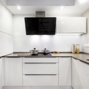 Biała kuchnia. Fot. Studio Wach