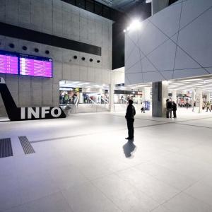 Projekt wnętrz dworca kolejowego w Katowicach. Fot. Medusa Group.