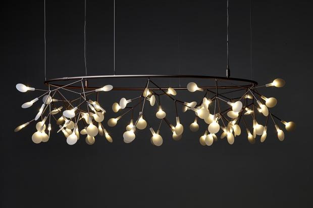 Oświetlenie do salonu - zobacz 12 designerskich lamp