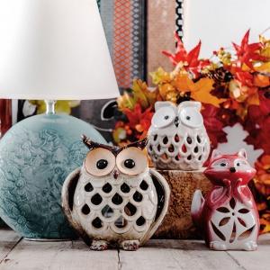 Przygotuj wnętrza na jesień: salon/sypialnia. Fot. Home&You