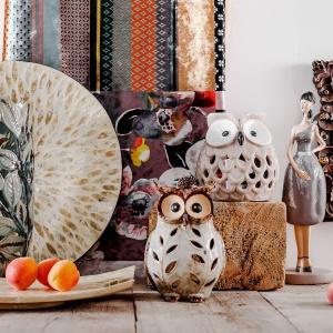 Przygotuj wnętrza na jesień: salon. Fot. Home&You