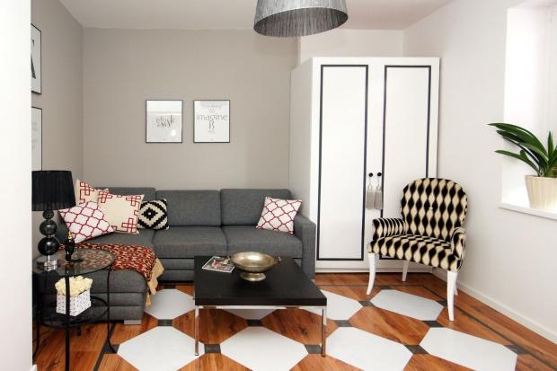 Mały pokój. Zobacz ciekawą metamorfozę