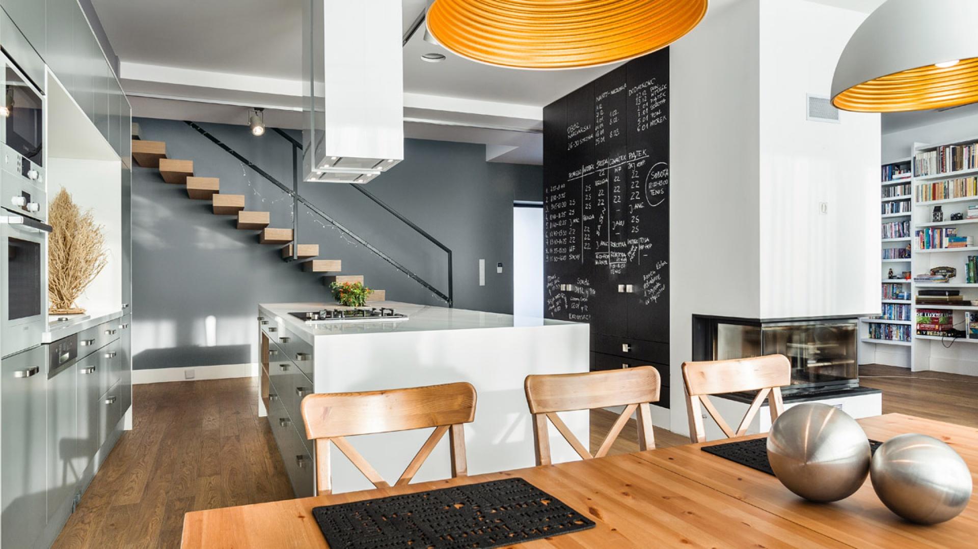 ściana Tablicowa W Kuchni To Jest Modne