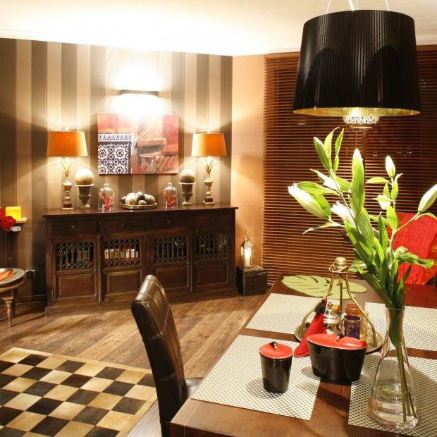 Wnętrze w stylu orientalnym – pomysły na aranżację
