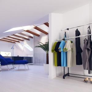 Garderoba w domu. Fot. Kuchinox
