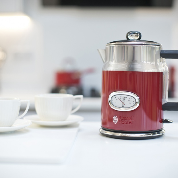 Wyposażenie kuchni: wybierz agd w stylu retro