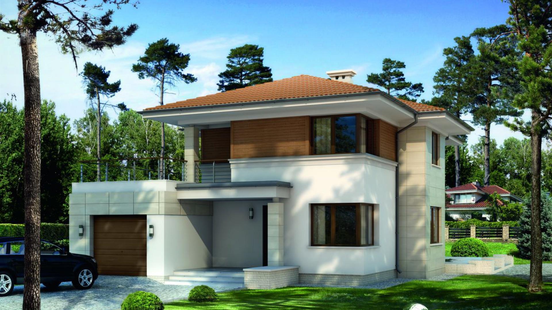Jasne Wnetrze Zobacz Gotowy Projekt Domu