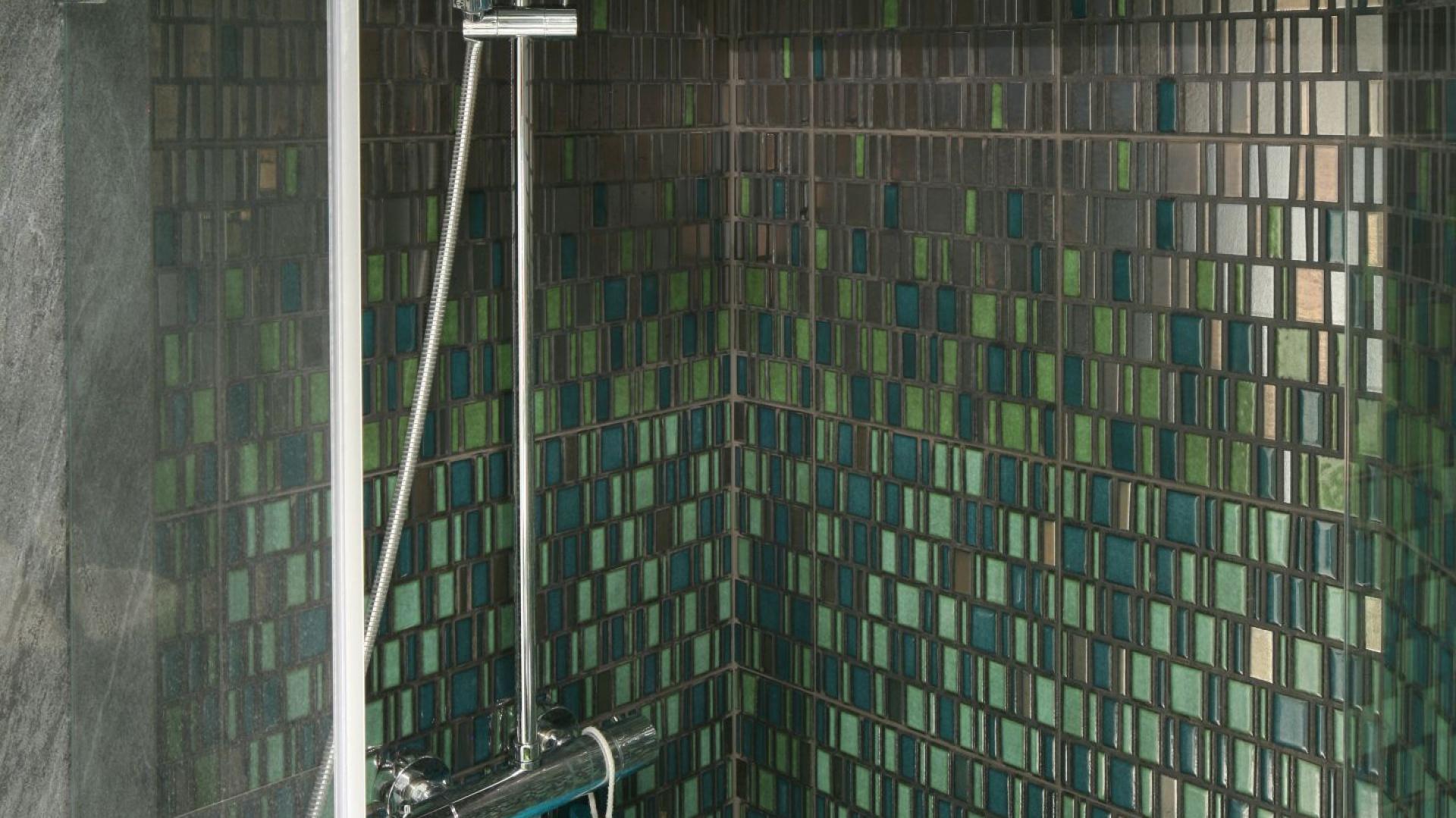 Mozaika W łazience 20 Propozycji Polskich Architektów