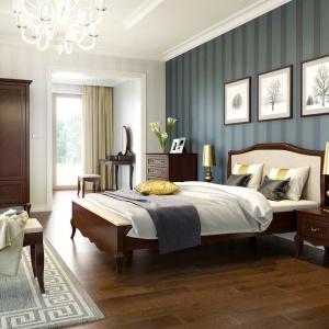 Wytworna sypialnia Wiktoria. Fot. Mebin