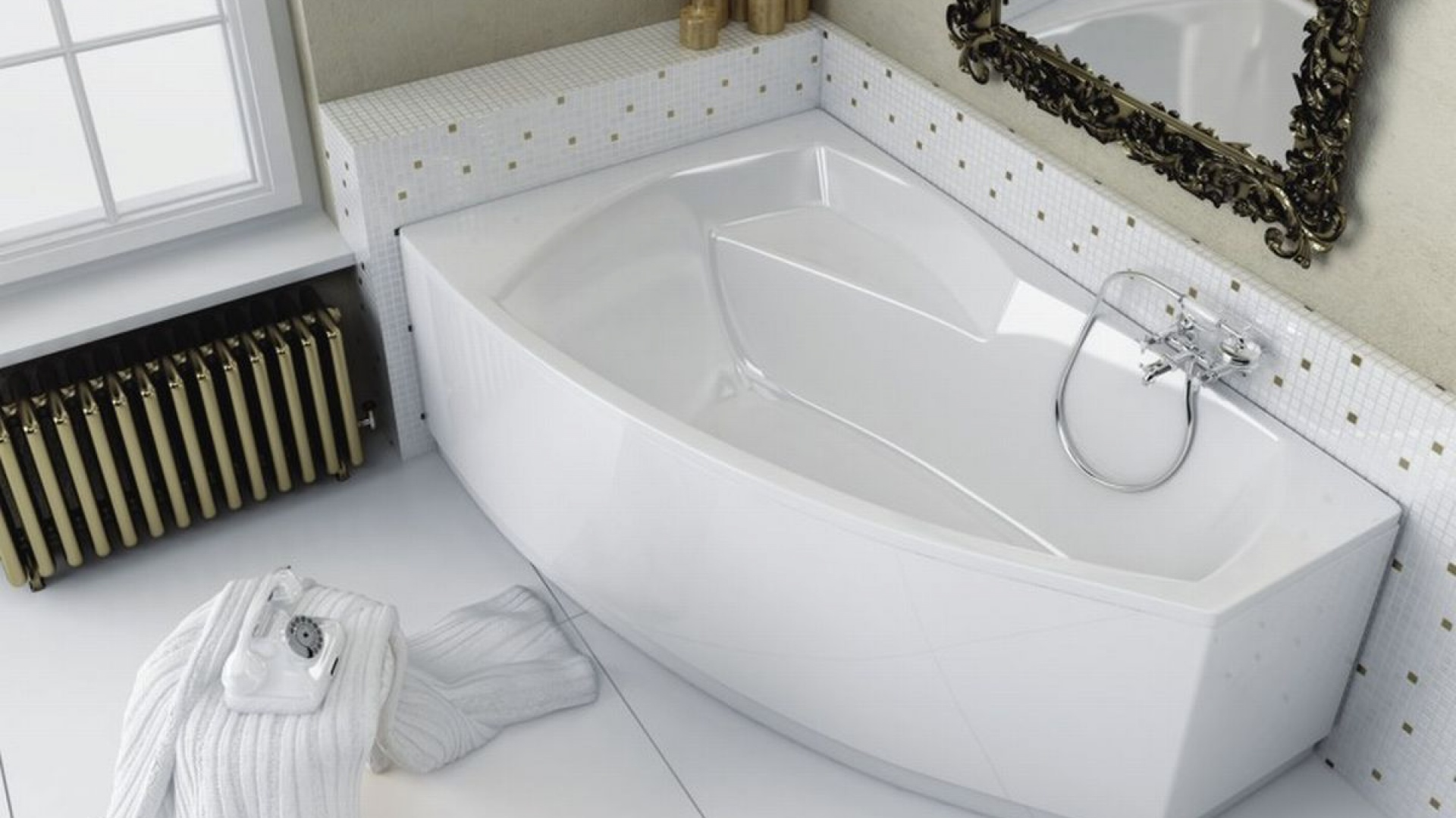 Bezpieczna łazienka Dla Seniora
