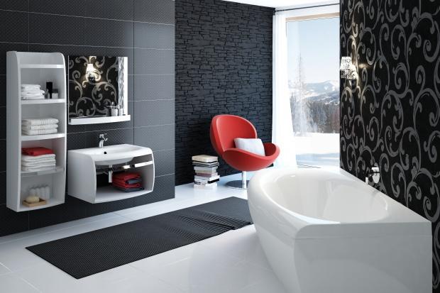 Przechowywanie w łazience - meble odporne na wilgoć