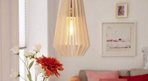 Dni są już naprawdę bardzo krótkie, warto więc zadbać o dobre oświetlenie w naszych domach. Podpowiadamy, jak samodzielnie zrobić designerską lampę będącą połączeniem naturalności, ekologii i nowoczesnego stylu.