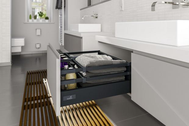 Przechowywanie w łazience: 5 dobrych pomysłów