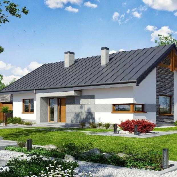 Zobacz projekty domów parterowych w różnych stylach