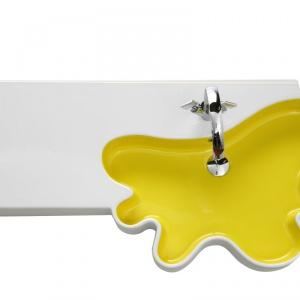 Umywalka Splash2. Fot. Disegno