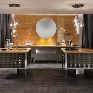 Luksusowe meble do kuchni. Fot. Aster Cucine