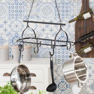 Jak efektywnie zagospodarować małą kuchnię. Fot. Dekoria.pl