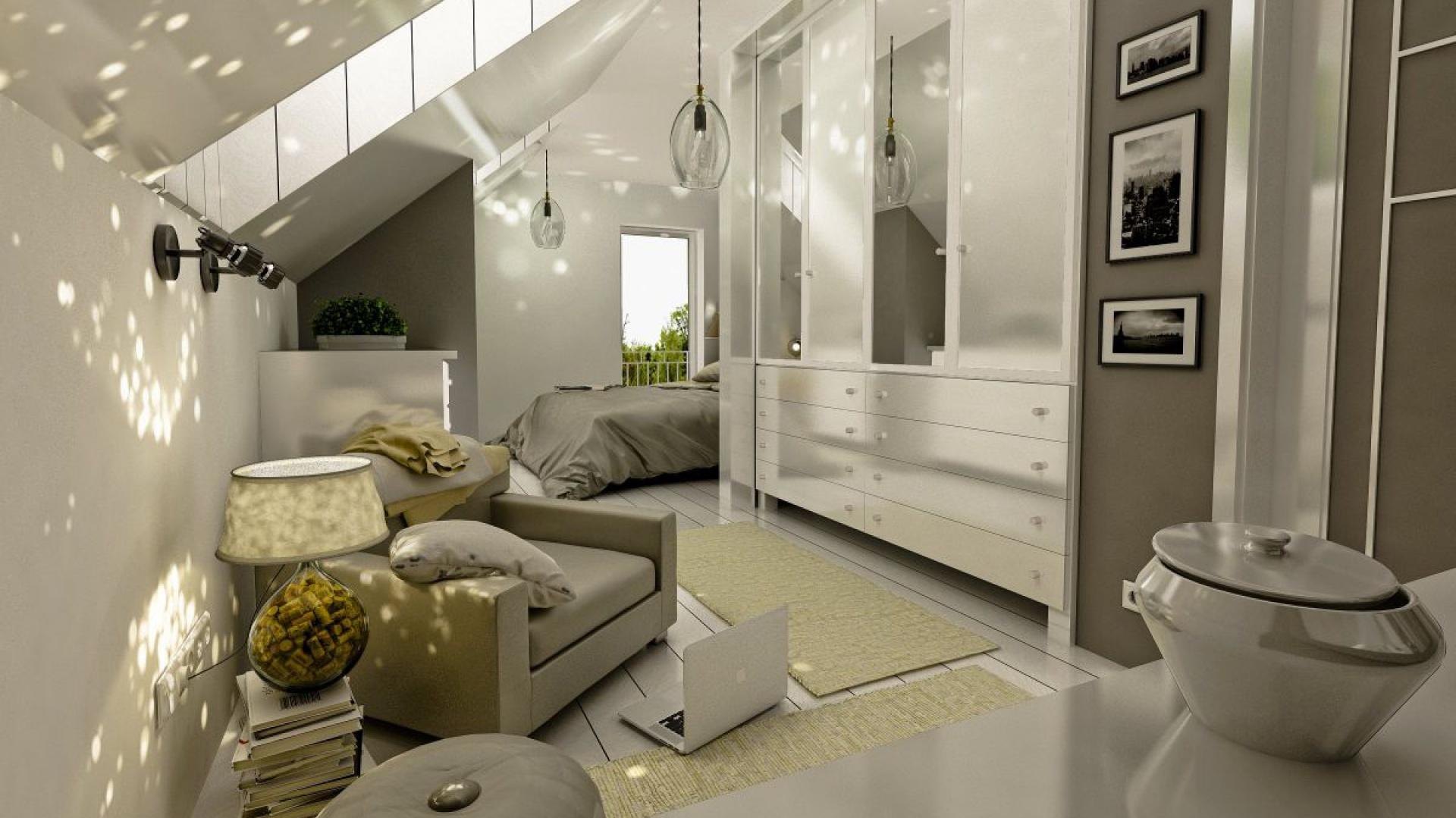 Mały Dom Zobacz Piękne Wnętrze W Stylu Retro
