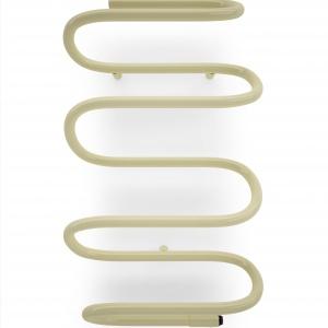 Minimalistyczny kształt, duże przestrzenie na suszenie materiałów oraz wyjątkowo prosta i intuicyjna obsługa czynią z grzejnika SPIRO idealną suszarkę. Od 661,74 z. Fot. Terma