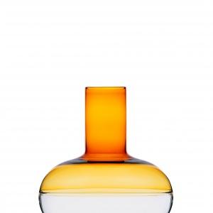 Karafka Alchemy vaso decanter ambra. Fot. Ichendorf Milano