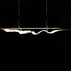 Lampa wisząca Wave. Fot. Barańska Design/ Dekorian