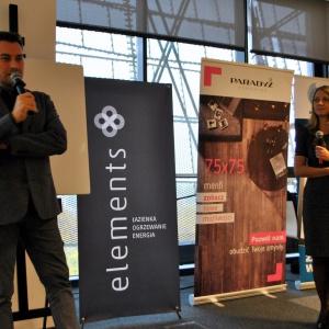 O produktach do tych wnętrz (a także do kuchni) opowiedzieli Anna Kowalska oraz Michał Łój z firmy Deante.