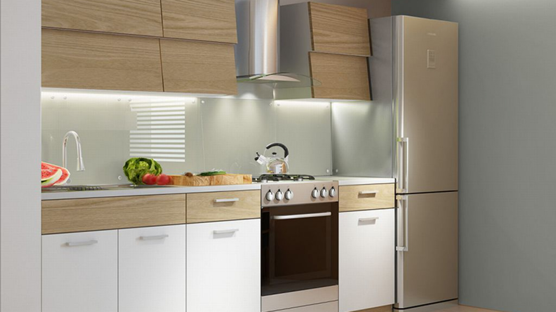 кухонный гарнитур леруа мерлен фото действительно