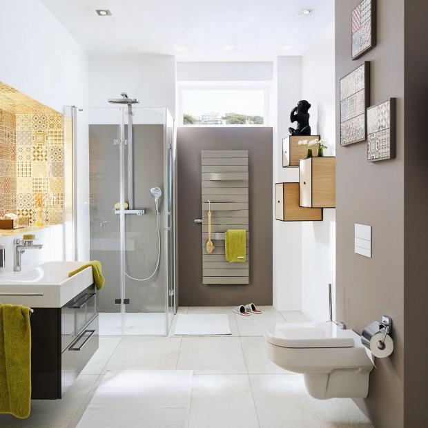 Łazienka dla gości - tak możesz ją urządzić
