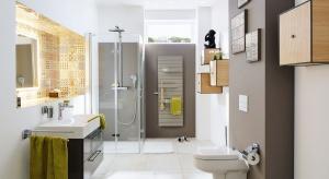 Coraz więcej uwagi przykładamy do urządzeniu małej łazienki, dedykowanej naszym gościom.