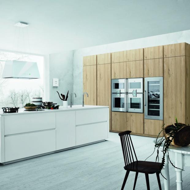 Nowość do kuchni: dekoracyjny okap Lumiere