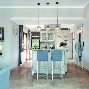 Kuchnia w stylu Hampton. Fot. Studio AEG - Max Kuchnie