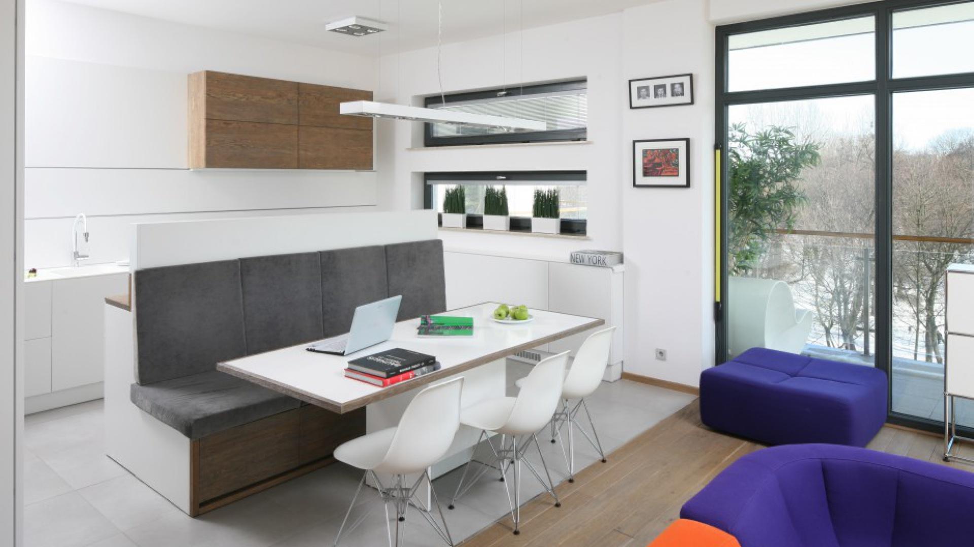 Inspirujace Projekty Kuchni Otwartych Na Salon Archiconnect Pl