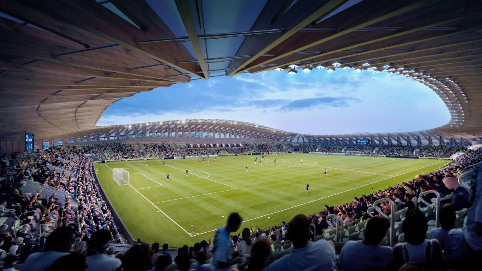 fot. materiały prasowe Zaha Hadid Architects.