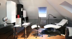 Jak urządzić miejsce do pracy w domu? Ciekawe rozwiązania znajdziecie w naszej galerii.