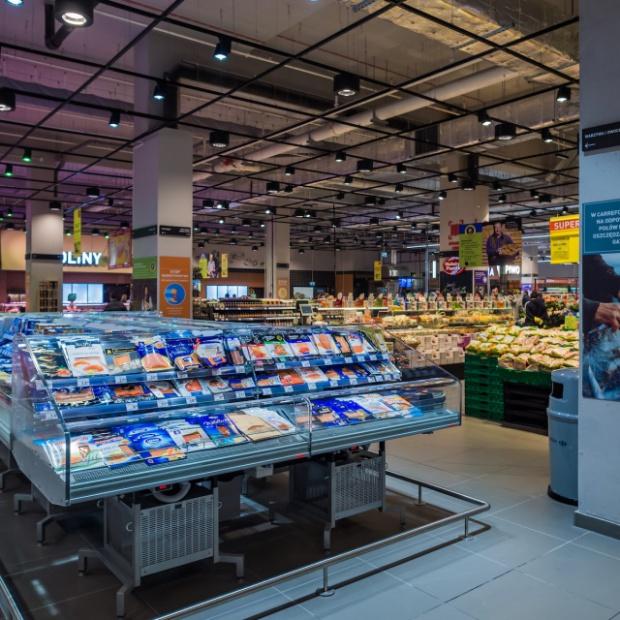 Nowatorskie rozwiązania w najnowszym hipermarkecie Carrefour