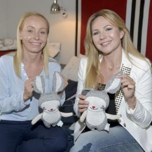 Sabina Pajdowska (Samiboo) i Ania Guzik. Fot. Samiboo