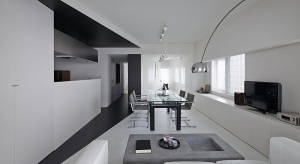 Japończycy to miłośnicy oszczędnych form i funkcjonalnych rozwiązań. Zapraszamy do obejrzenia nowoczesnego mieszkania w centrum Tokio!
