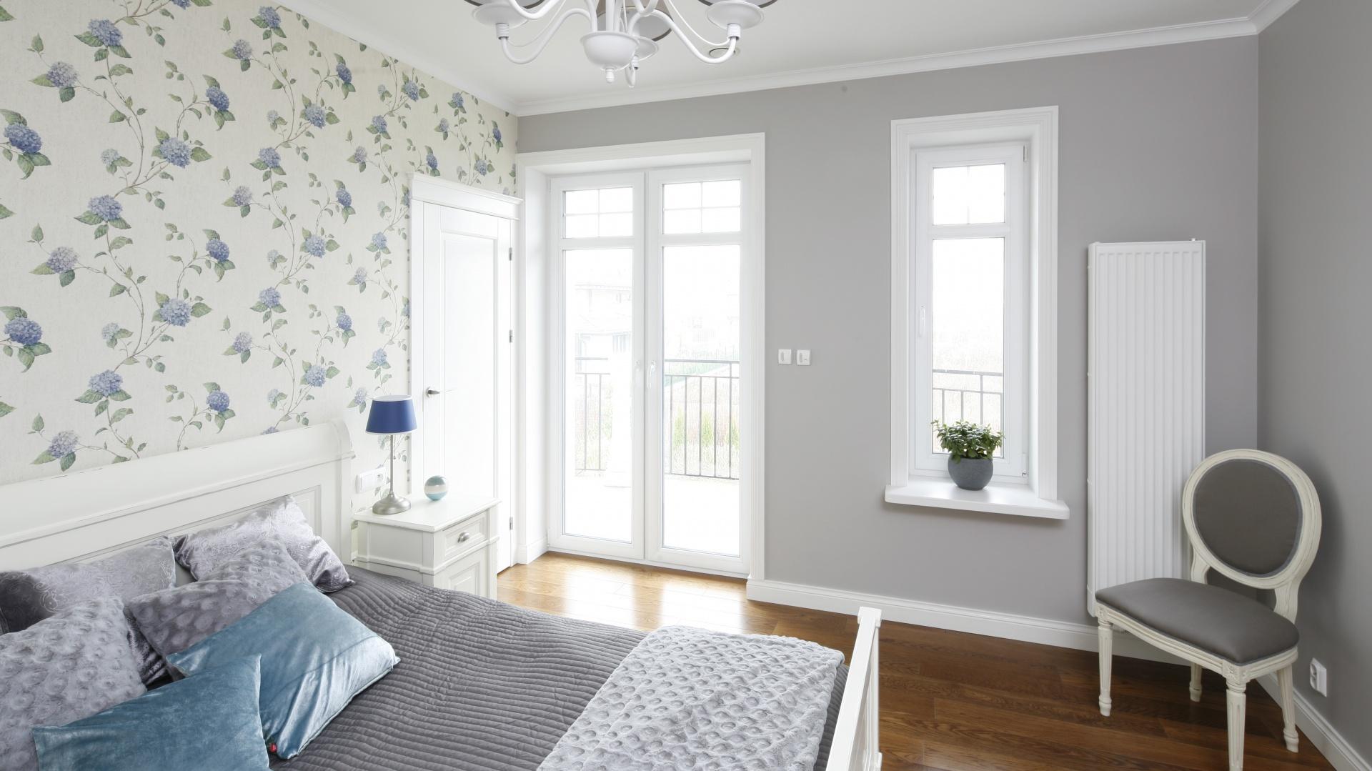 Sypialnia Z łazienką Gotowy Projekt Wnętrza Piękne Zdjęcia