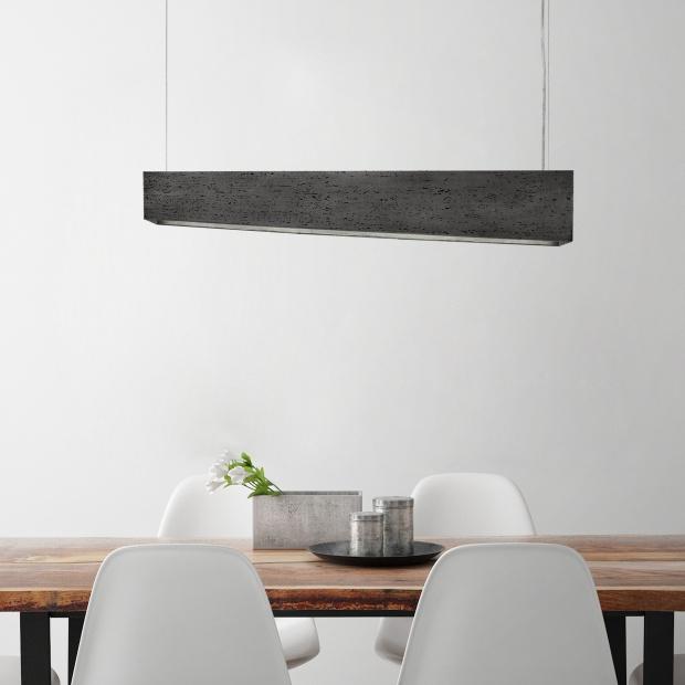 Nowoczesne lampy. Beton w klasycznym kształcie