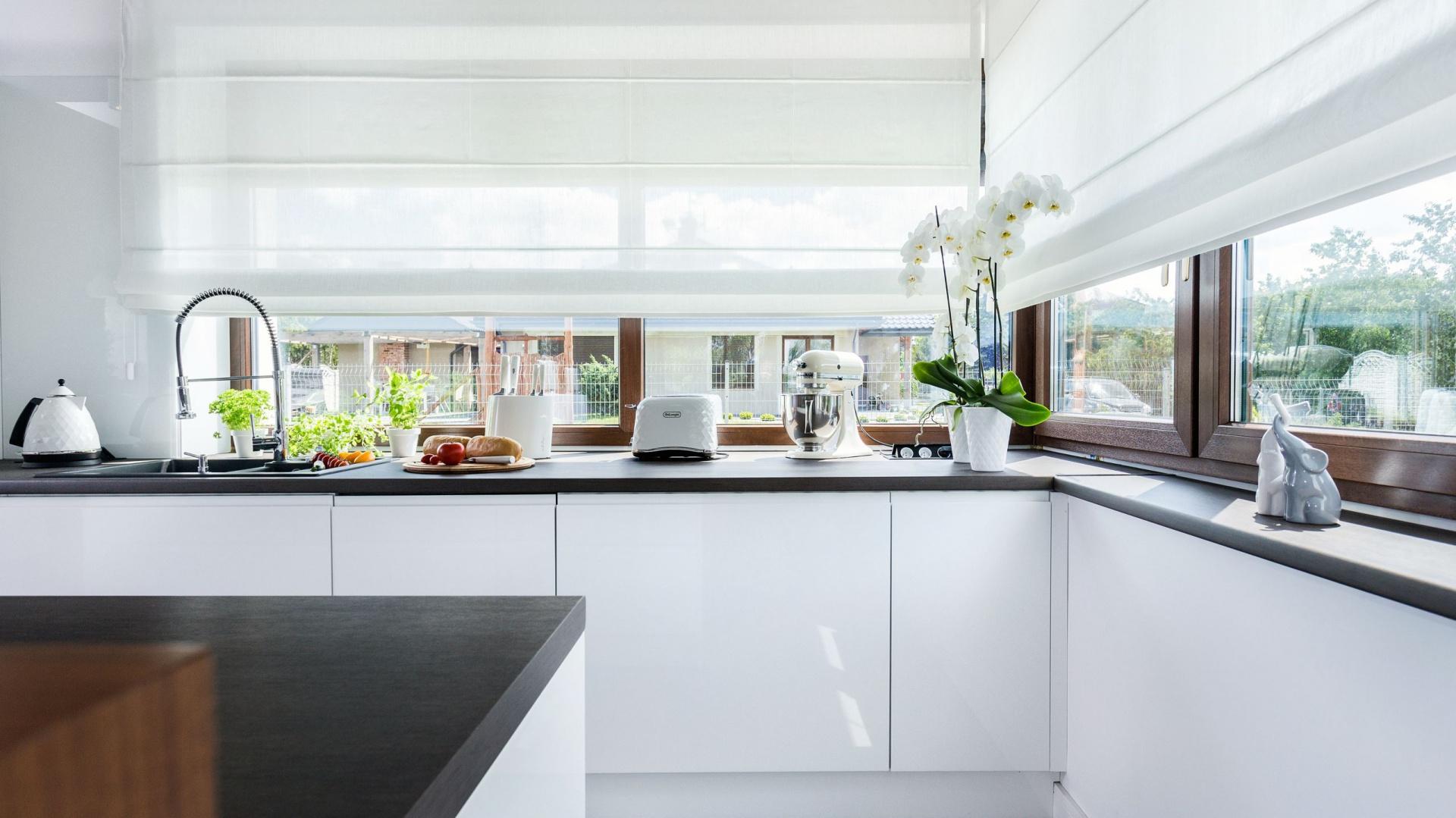 Okno W Kuchni Kilka Pomysłów Na Aranżację