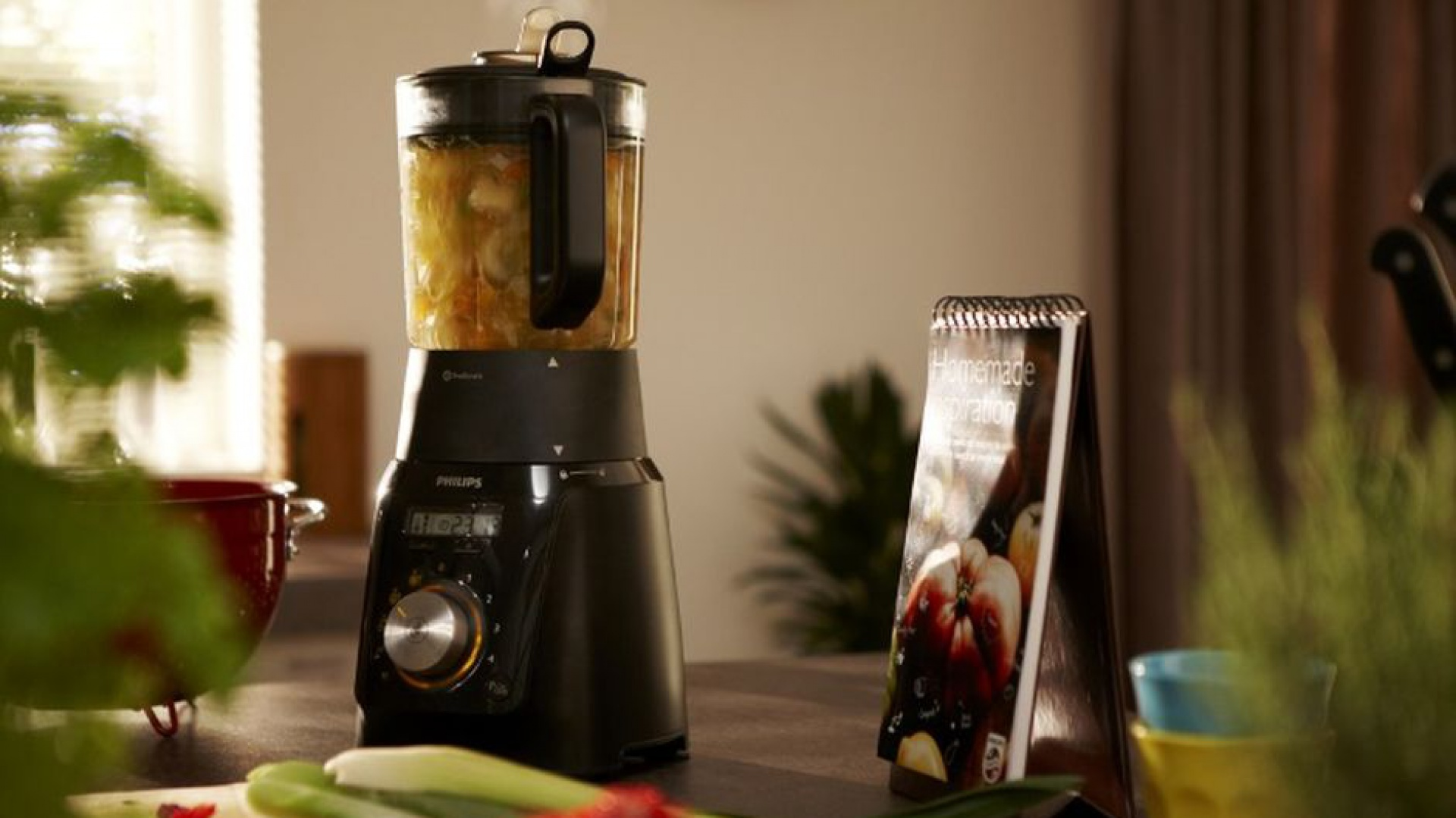 Cooking Blender. Fot. Philips