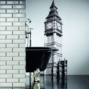 Aranżacja kolekcji London (Piccadily) kreacji Macieja Zienia dla Tubądzin. Fot. Tubądzin