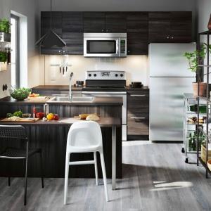 Meble kuchenne dostępne w ofercie marki IKEA. Fot. IKEA