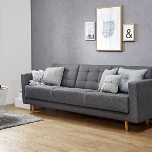 Sofa dostępna w najnowszej kolekcji marki Tchibo. Fot. Tchibo