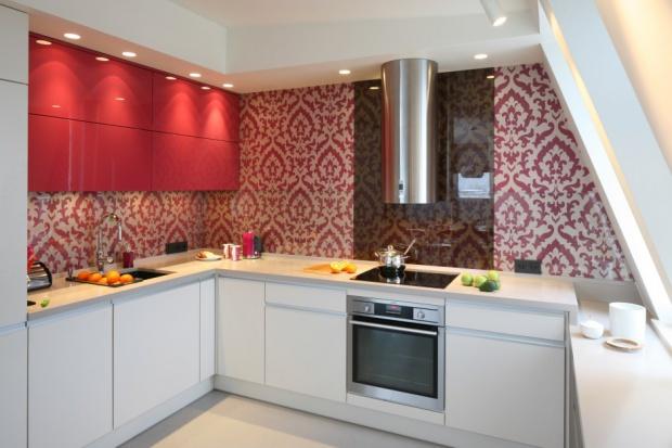 Kolor w kuchni - piękne zdjęcia z polskich domów