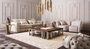 Te eleganckie meble włoskie powstają z najwyższej jakości materiałów jak: heban, dąb i jesion czy chromowana stal i brąz.