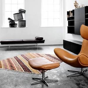 Fotel Imola - projekt dla BoConcept
